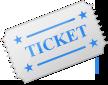 icon 0045 ticket